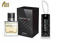 Areon Car Perfume Black 50мл.