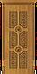 Межкомнатные двери VIP «Антарес П.О»  (без патины), фото 4