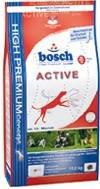 Корм для  взрослых собак Бош Актив 15кг/ НРС, новый