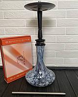 Кальян Capsule - Composite Lite Craft черно-голубой