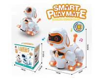 Собака робот інтерактивна іграшка гавкає