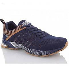 Кросівки Bonote р. 44 текстиль темно-сині