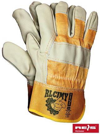 Перчатки усиленные RLCJMY YJ, фото 2