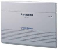 АТС Panasonic KX-TES824UA (Аналоговая гибридная), KX-TES824UA