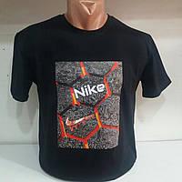 """Футболка чоловіча з принтом і написом NIKE,р-ри S-2XL """"PITBULL"""" купити недорого від прямого постачальника"""