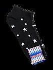 Шкарпетки жіночі вставка сіточка бавовна стрейч Україна р. 23-25.Від 10 пар по 6,50 грн, фото 3