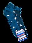 Шкарпетки жіночі вставка сіточка бавовна стрейч Україна р. 23-25.Від 10 пар по 6,50 грн, фото 4