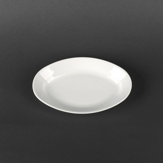 Блюдо для подачі солінь фарфорове Lubiana Kaszub 170 мм (1202)