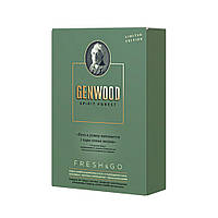 Набір Estel ALPHA HOMME GENWOOD FRESH & GO (шампунь + дезодорант + спрей для ніг + шкарпетки)