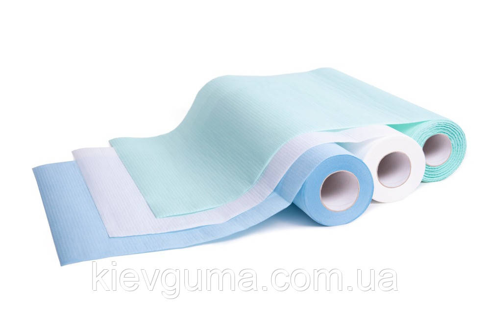 """Покриття гігієнічне одноразове """"Комфорт"""" (50х50см, 40м), асорті"""