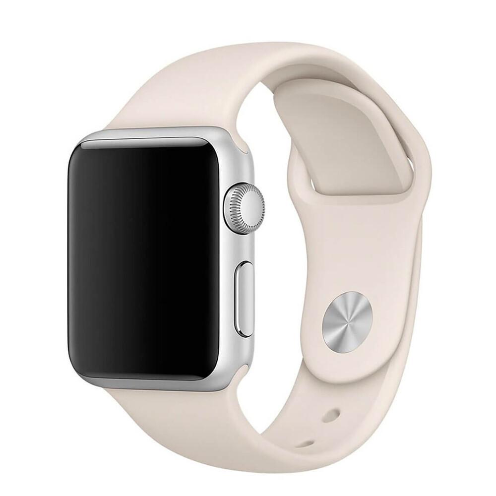 Ремінець силіконовий Sport Band 38mm   40mm Spearmint для Apple Watch SE   6   5   4   3   2   1