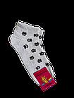 Шкарпетки жіночі вставка сіточка бавовна стрейч Україна р. 23-25.Від 10 пар по 6,50 грн, фото 5