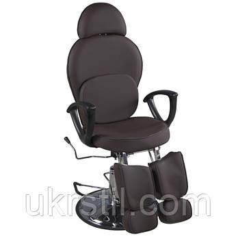 Косметологическое кресло ZD-346A шоколад