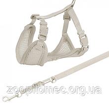 Поводок с мягкой шлейкой Trixie (Трикси) TX-15560 Junior  для щенков, 26-34 см/ 10 мм