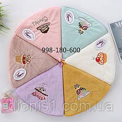 Кухонные полотенца Кексики круглые 50х50