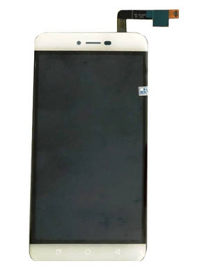 Модуль (сенсор + дисплей) для Coolpad Torino R108 білий, фото 2