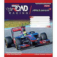 Зошит 18 лінія ROAD RACING 1Вересня (25/400)