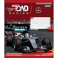 Зошит 24 клітинка ROAD RACING 1Вересня (20/320)