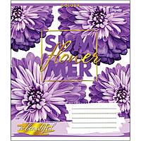 Зошит 24 лінія SUMMER FLOWER 1Вересня (20/320)