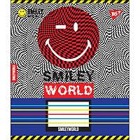 Зошит 12 лінія SMILEY WORLD Yes (25/500)