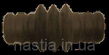 W314 Гумовий захист на трубку крана пару та горячої води, d=8mm, Astoria, Wega