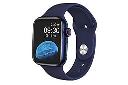 Смарт часы Smart Watch HW22 Синий
