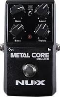 Педаль ефектів NUX Metal Core Deluxe
