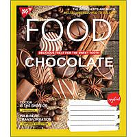Зошит 36 клітинка CHOCOLATE Yes (15/240)