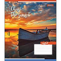 Зошит 18 лінія CHASE THE SUNSET, 1Вересня (25/400)