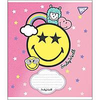 Зошит 12 лінія SMILEY LLAMA, Yes (25/500)