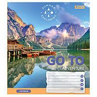 Зошит 24 клітинка Go to adventure 1Вересня (20/320)