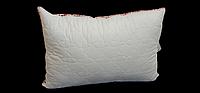 Подушка славянский пух україночка 50*70 см красный #S/H