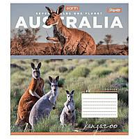 Зошит 18 лінія Earth animal 1Вересня (25/400)