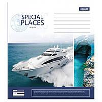 Зошит 24 лінія Spacial places, 1Вересня (20/320)