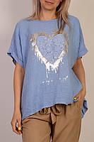 Купить летние блузы сток оптом 11.5 Є, лот 12 шт