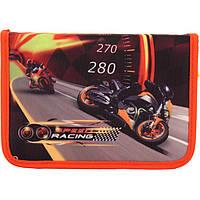 Пенал 1 від з 2 відворотами 622 Speed racing KITE
