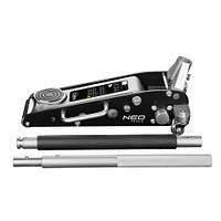 Домкрат алюминевый подкатной NEO Tools 11-730