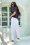 Рубашка летняя брендовая Seventeen короткая с завязками (3 цвета, р.S-M,L-XL), фото 7