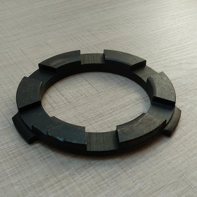Кольцо упорное корзины сцепления Howo, Хово, Sinotruk, SHAANXI (d 420mm)