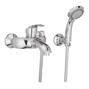 Змішувач для ванни Chrome 009 HB0261 Mars HAIBA