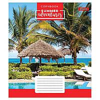Зошит 24 клітинка Summer adventures 1Вересня (20/320)