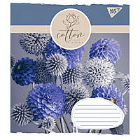 Зошит 36 клітинка Cotton Yes (15/240)