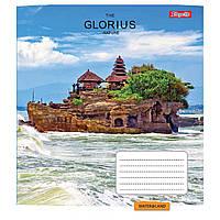 Зошит 48 клітинка Glorius nature 1Вересня (10/200)