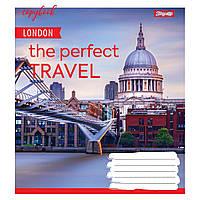 Зошит 48 клітинка Perfect travel 1Вересня (10/200)