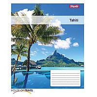 Зошит 48 клітинка Tahiti 1Вересня (10/200)