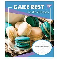 Зошит 60 клітинка Cake rest Yes (10/160)