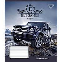 Зошит 60 клітинка Elegance Yes (10/160)