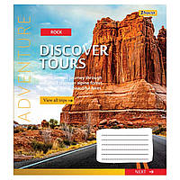 Зошит 96 клітинка Discover tours 1Вересня (5/120)