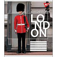 Зошит 48 клітинка LONDON, Yes (10/200)