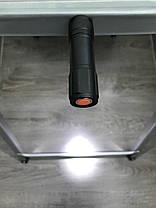 Фонарик с магнитом Police BL-2155-XPE USB зарядка, аккум, фото 3